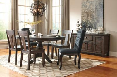 Trudell 7 PC Dining Room Set