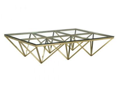 Valentino Gold Coffee Table
