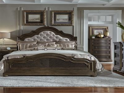 Valley Springs Upholstered Bed