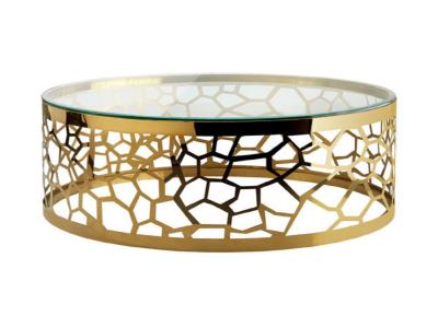 Wellington Gold Coffee Table