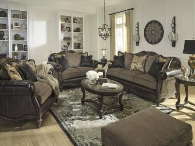 Winnsboro DuraBlend  3 Pc SofaSet