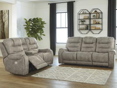 Yacolt Recliner Sofa Only