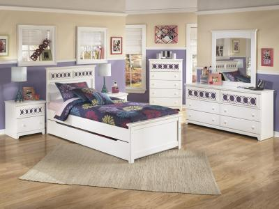 Zayley youth bedroom