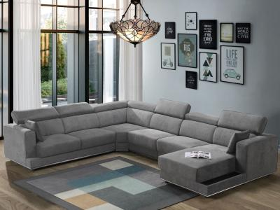 ACME Aldwin Modular 5 PC Sectional by Midha's Furniture Serving Brampton, Mississauga, Etobicoke, Toronto, Scraborough, Caledon, Cambridge, Oakville, Markham, Ajax, Pickering, Oshawa, Richmondhill, Kitchener, Hamilton and GTA area