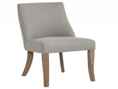 ALTON-SIDE CHAIR,FABRIC-GREY