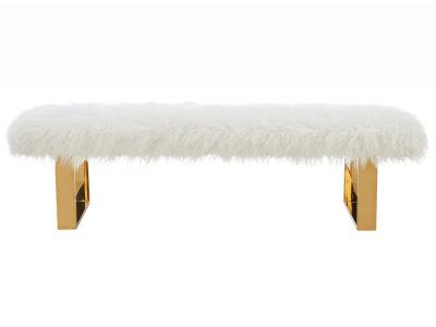 ANGELICA-DOUBLE BENCH-WHITE