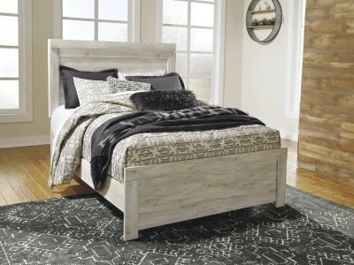 Ashley Bellaby Bed in Antique White Finish by Midha's Furniture Serving Brampton, Mississauga, Etobicoke, Toronto, Scraborough, Caledon, Cambridge, Oakville, Markham, Ajax, Pickering, Oshawa, Richmondhill, Kitchener, Hamilton and GTA area