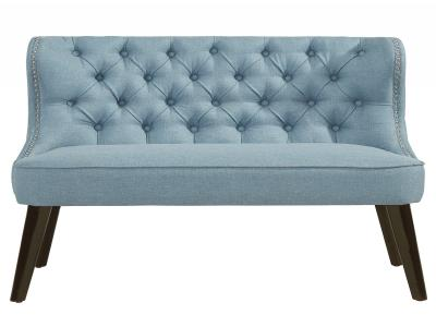 BISCOTTI-DOUBLE BENCH-LIGHT BLUE