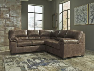 Bladen 2 PC Sectional by Midha's Furniture Serving Brampton, Mississauga, Etobicoke, Toronto, Scraborough, Caledon, Cambridge, Oakville, Markham, Ajax, Pickering, Oshawa, Richmondhill, Kitchener, Hamilton and GTA area