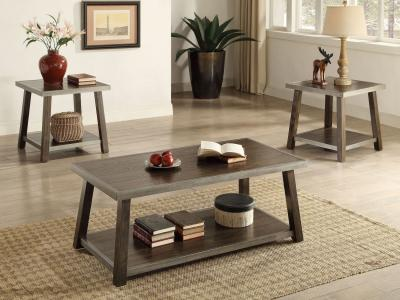 BRASSEX INDIRA 3PC Coffee Table  Set in Contemporary Style by Midha's Furniture Serving Brampton, Mississauga, Etobicoke, Toronto, Scraborough, Caledon, Cambridge, Oakville, Markham, Ajax, Pickering, Oshawa, Richmondhill, Kitchener, Hamilton and GTA area
