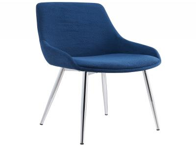 CASSIDY-SIDE CHAIR-BLUE
