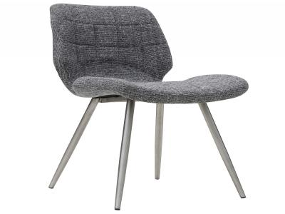 COOPER-SIDE CHAIR-GREY BLEND