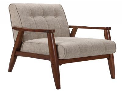 DURANGO-ACCENT CHAIR-KHAKI