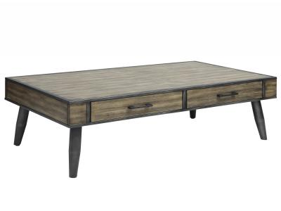 EDINBURGH-COFFEE TABLE-GREY