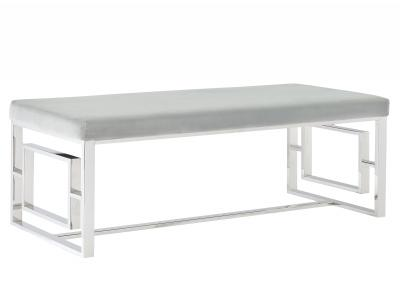 EROS-DOUBLE BENCH-SILVER/GREY