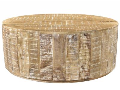 EVA-COFFEE TABLE-DISTRESSED NATURAL