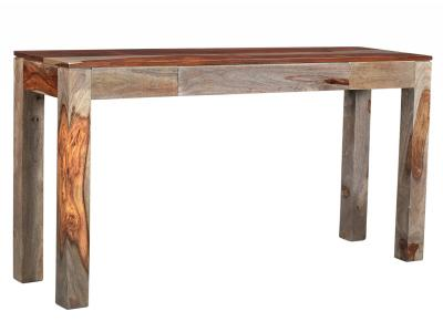 IDRIS-CONSOLE TABLE-GREY 2-TONE