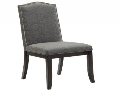 JAZZ-SIDE CHAIR-CHARCOAL