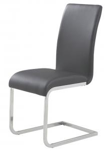 MAXIM-SIDE CHAIR-GREY