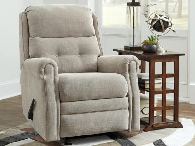 Ashley Penzberg Recliner Chair in Chenille-Textured Fabric by Midha's Furniture Serving Brampton, Mississauga, Etobicoke, Toronto, Scraborough, Caledon, Cambridge, Oakville, Markham, Ajax, Pickering, Oshawa, Richmondhill, Kitchener, Hamilton and GTA area