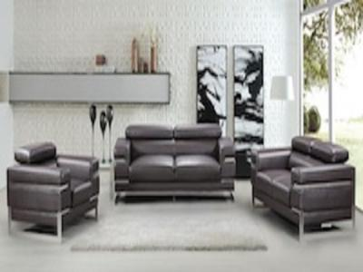 sicily bonded  chocolate Living Rooms Modern