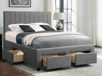 Contemporary Style T2157 Queen Storage Bed by Midha's Furniture Serving Brampton, Mississauga, Etobicoke, Toronto, Scraborough, Caledon, Cambridge, Oakville, Markham, Ajax, Pickering, Oshawa, Richmondhill, Kitchener, Hamilton and GTA area
