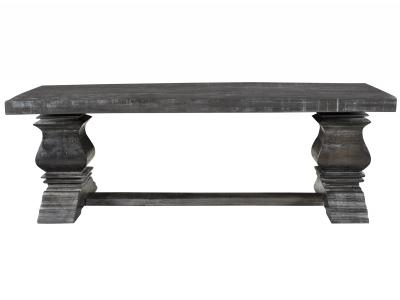 TAKHUR-DOUBLE BENCH-GREY