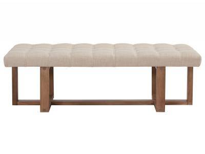 TAVIS-DOUBLE BENCH-BEIGE