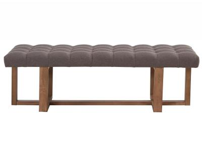 TAVIS-DOUBLE BENCH-GREY
