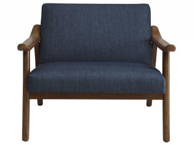 TAYLOR-ACCENT CHAIR-BLUE