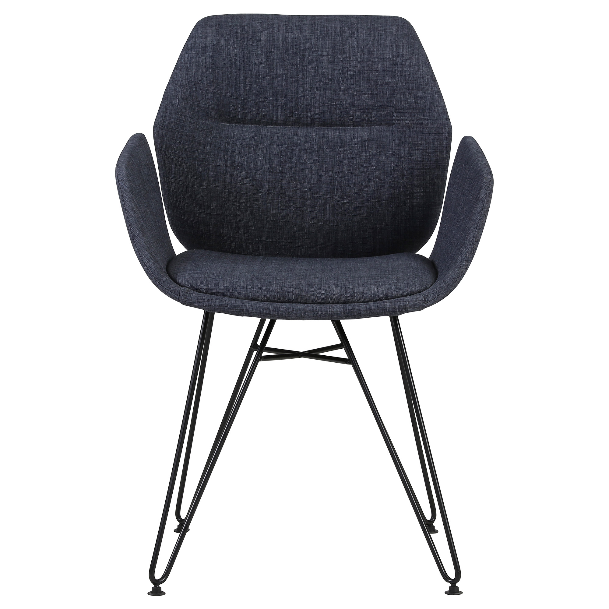 ZANE-ACCENT CHAIR-BLUE, 841173030889, Accent Chairs by Midha Furniture to Brampton, Mississauga, Etobicoke, Toronto, Scraborough, Caledon, Oakville, Markham, Ajax, Pickering, Oshawa, Richmondhill, Kitchener, Hamilton and GTA area